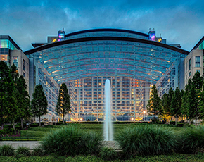Venue: Gaylord National Resort & Convention Center