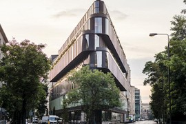 This Warsaw Hotel Beats the Cold with Warm Edge Spacer Bars